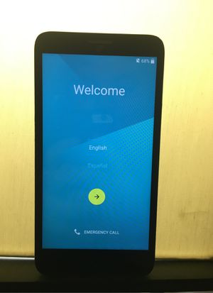 Alcatel Onetouch for Sale in Old Bridge Township, NJ