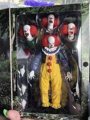 Pennywise collectors item for Sale in Port Charlotte, FL