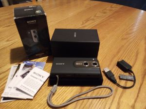 Sony 3D digital camera for Sale in Tacoma, WA