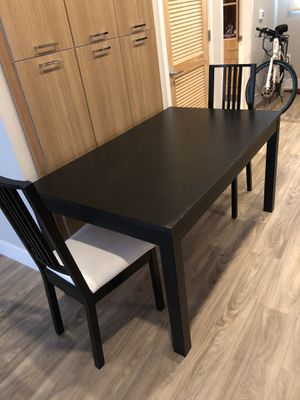 Dining room table and chairs in Marina for Sale in Los Angeles, CA