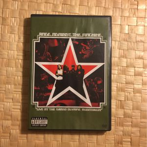 Rage against the machine for Sale in Long Beach, CA