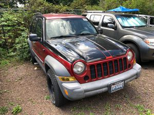 2006 Jeep Liberty crank NO START for Sale in Woodinville, WA