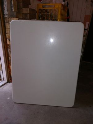 Milk Glass table top for Sale in Tampa, FL
