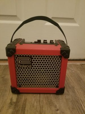 Guitar Amplifier Roland Micro Cube **DOES NOT WORK** for Sale in Justin, TX