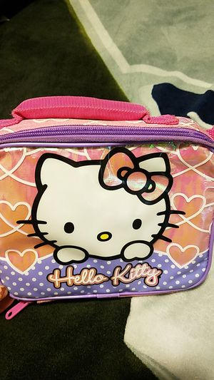 Hello kitty lunch box for Sale in Marysville, WA