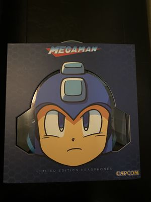 Mega man wired headphones for Sale in Fresno, CA