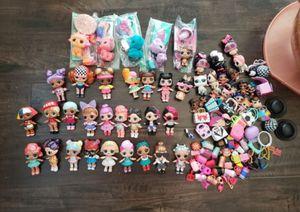 Lol Surprise Dolls Large Lot for Sale in San Dimas, CA