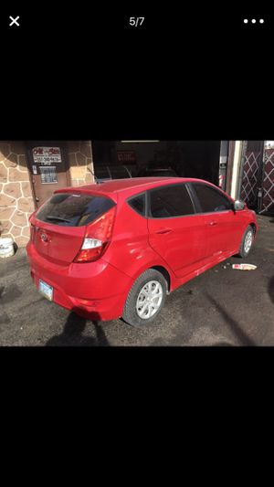 Hyunday accent 2014 clean tittle for Sale in Passaic, NJ