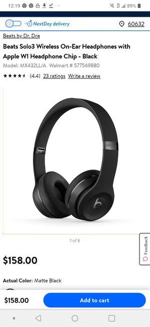 Beats solo 3 brand new for Sale in Fenton, MO