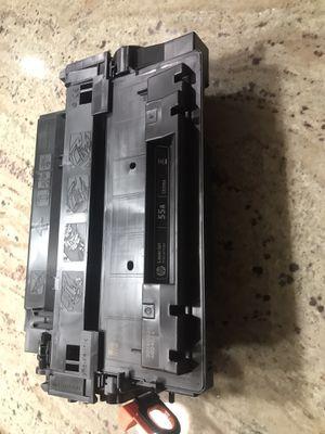 HP laser jet cartridge 55A for Sale in Clearwater, FL