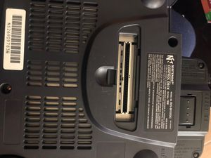 Nintendo 64 CLASSIC for Sale in Clermont, FL