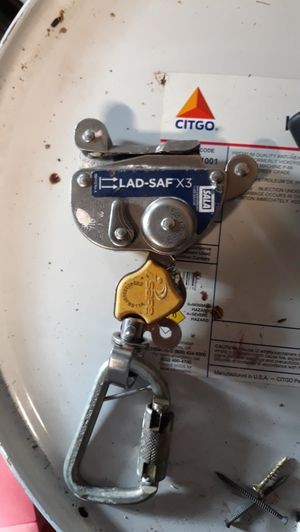 Lad safe x3 detachable cable sleeve for Sale in Fife, WA