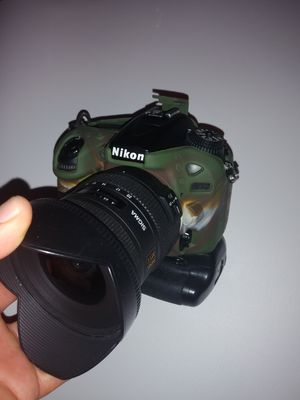 Nikon d7200 for Sale in Los Angeles, CA