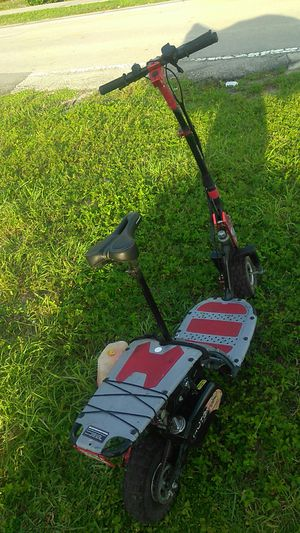 Motovox gas scooter runs perfect for Sale in Lehigh Acres, FL