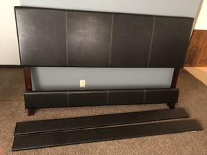 King size bed frame for Sale in Mequon, WI