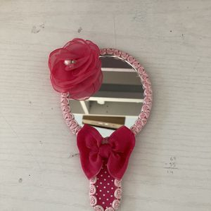 Pink Hand mirror for Sale in San Diego, CA
