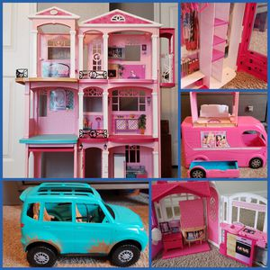 Barbie Stuff for Sale in Tampa, FL