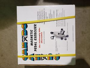 Cando magneciser pedal exerciser for Sale in Beaverton, OR