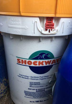 Pool shock for Sale in Los Angeles, CA