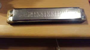 Mississippi Harmonica for Sale in Neenah, WI