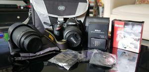 Camera Nikon D3200 for Sale in Miami, FL