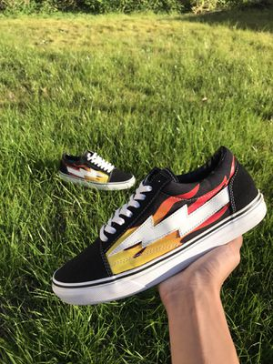 Revenge x Storm Black Flame Size10 for Sale in Oakland, CA