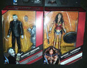 DC Multiverse WONDER WOMAN JOKER: Endgame Batman vs Superman Action Figure Toy Doll MIB BAF Justice Buster for Sale in San Diego, CA