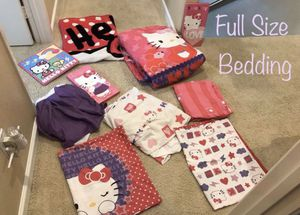 Girls Hello Kitty Bedding for Sale in Chula Vista, CA