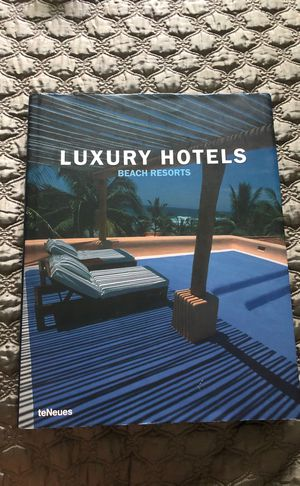 Coffee table book- Luxury Hotels for Sale in TWN N CNTRY, FL