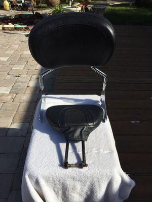Harley Davidson backrest. for Sale in Orlando, FL