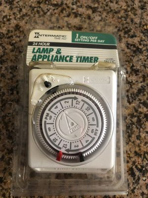Timer new for Sale in Randolph, MA