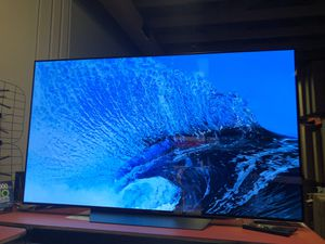 Lg oled 65 inch 4K tv Oled65B8p for Sale in Altadena, CA