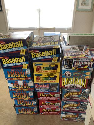 Baseball cards for Sale in Philadelphia, PA