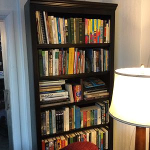 Quality Bookcase (books not included) for Sale in Port Orchard, WA