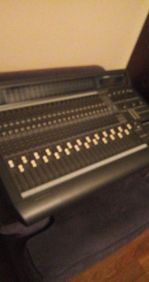 Mackie d8b mixer for Sale in Humble, TX