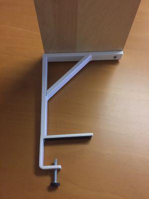 IKEA Ekby Tore Metal brackets & EKBY OSTEN birch shelf for Sale in Phoenix, AZ