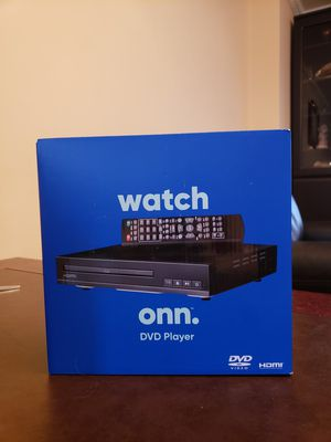 Brand New ONN DVD player for Sale in Brooklyn, NY