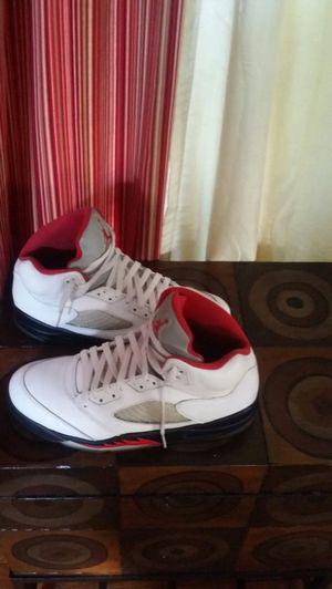 Jordan fire red 5 for Sale in Seattle, WA