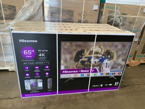 HISENSE 65 4K smart UHD!!! Rokus for Sale in Diamond Bar, CA