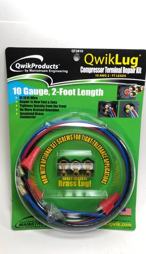 Compressor terminal repair kit QT2810 for Sale in Union City, TN