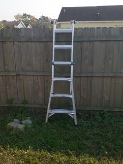Werner Extension Ladder for Sale in Belle Isle,  FL