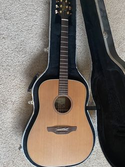 Takamine AN10 All Wood AcousticGuitar $425 for Sale in Wenatchee,  WA