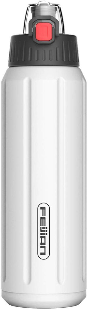 Thermos 15oz/20oz Shaker Double Wall Vacuum Insulated Stainless Sport Water Bottle BPA Free Cap for Sale in New York, NY
