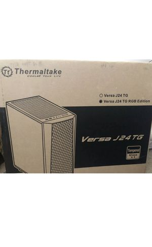 Thermaltake Versa J24TG Computer Case for Sale in Raleigh, NC