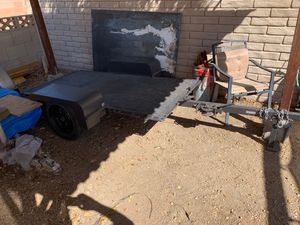 Trailer has title and plates for Sale in Phoenix, AZ