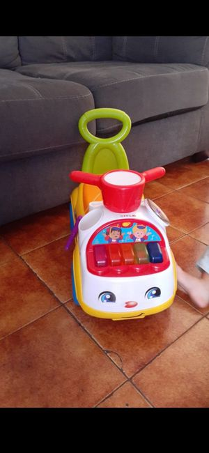 Fisher price little people ride on for Sale in Hialeah, FL