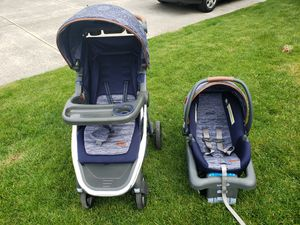 Monbebe travel system for Sale in Vancouver, WA