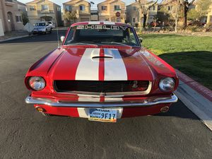 1966 Ford mustang , Shelby gt350 clone . for Sale in Las Vegas, NV
