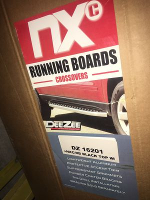 NX Crossover Running Boards (New/open box). for Sale in Los Angeles, CA
