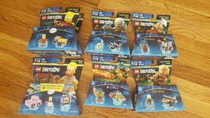 lego dimensions for Sale in Fort Leonard Wood, MO